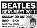 Internationale Beatles Verzamelbeurs in Leiden op zondag 29 oktober 2017.